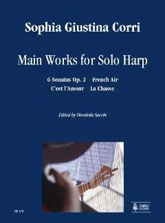 Main Works For Solo Harp